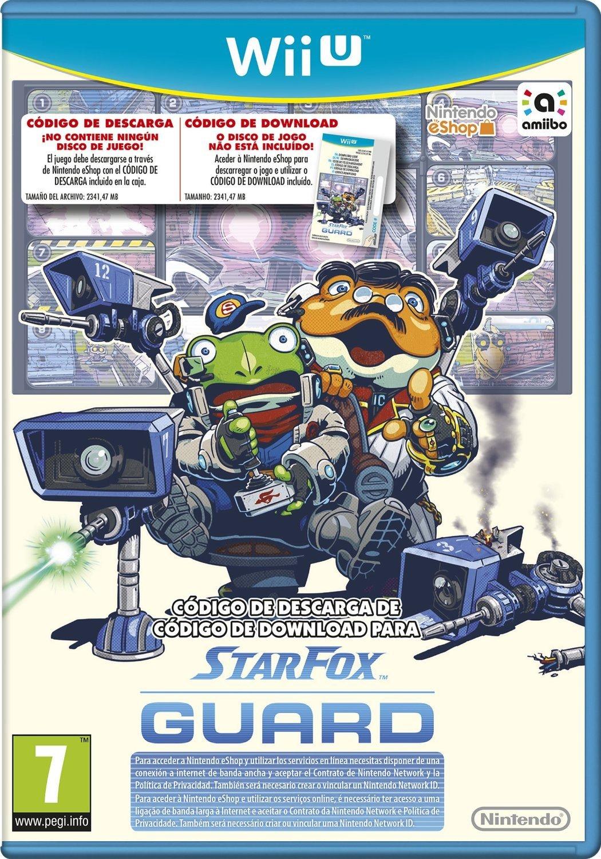 Star Fox Guard (Tarjeta Código Descarga): Amazon.es: Videojuegos