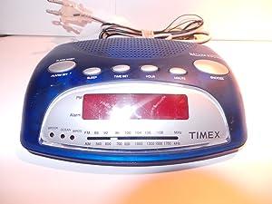 Timex T235L Nature Sounds Alarm Clock Radio