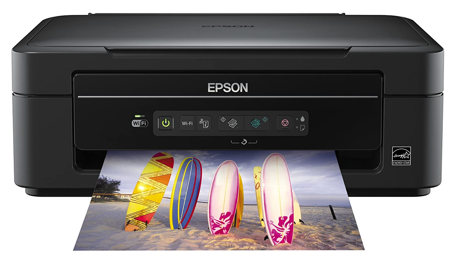 Epson Stylus Sx235W All-In-One Printer with High Speed Wifi (Print, Copy  and Scan): Amazon.co.uk: Computers & Accessories