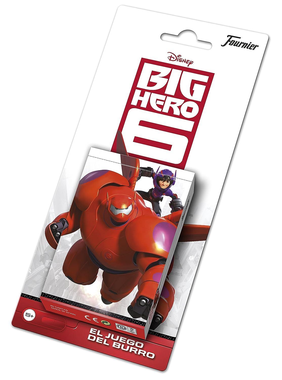 Big Hero 6 - Baraja Infantil con 40 Cartas (Naipes Heraclio ...