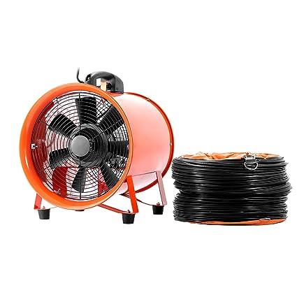 Fans Blower Fans Ecko Portable Ventilation Fan With