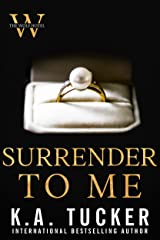 Surrender To Me (The Wolf Hotel Book 4) (English Edition) eBook Kindle