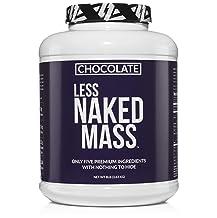 NAKED MASS Mass Gainer Protein Powder