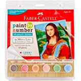 Faber-Castell 14303 Paint by# Museum Series - Mona Lisa Playset