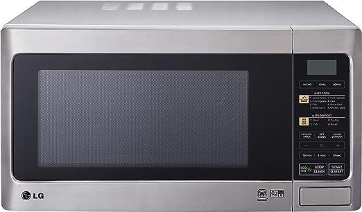LG MH7042X - Microondas Mh7042X Con Capacidad De 28 Litros Y Grill ...