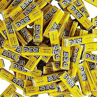 product image for Pez Candy Single Flavor 2 Lb Bulk Bag (Lemon) Yellow Candy ââ¬Â°Ãâº_
