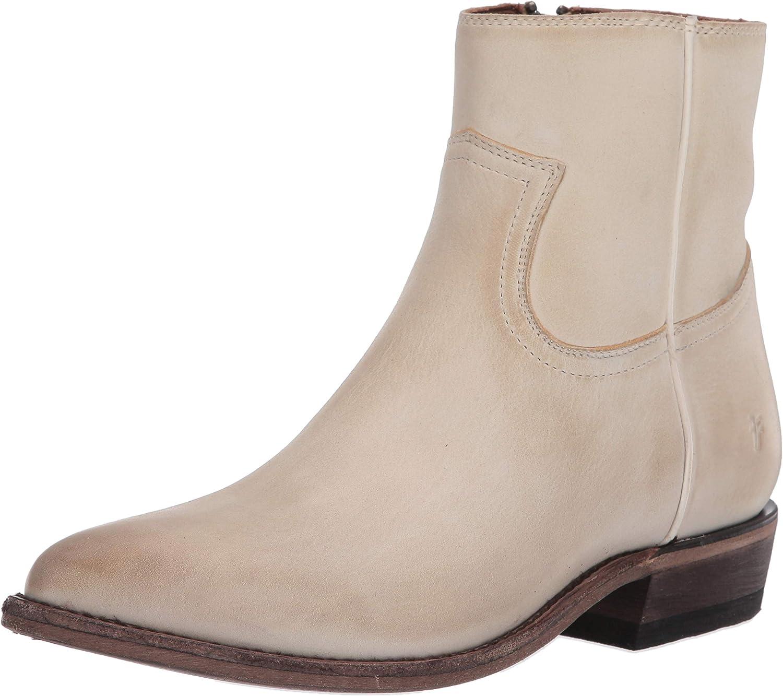 Frye Women's Billy Inside Zip Bootie Western Boot