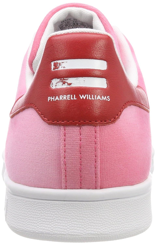 detailed look 001f0 3bde5 adidas Men s s Pw Hu Holi Stan Smith Gymnastics Shoes  Amazon.co.uk  Shoes    Bags