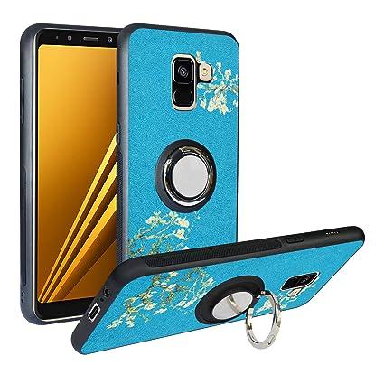 Amazon.com: Alapmk - Carcasa para Samsung Galaxy A8, diseño ...