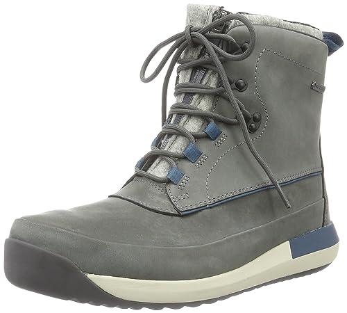 Clarks Johto Rise GTX, Botines para Hombre: Amazon.es: Zapatos y complementos