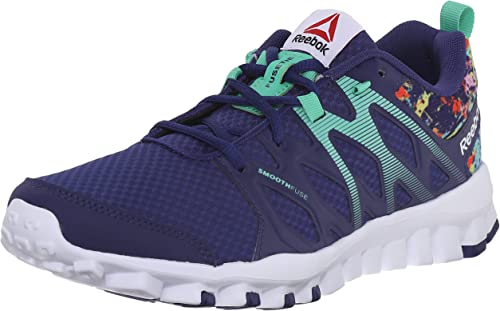 Amazon.com: Reebok Womens Realflex Train 4.0 Cross-Trainer ...