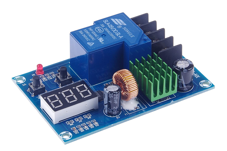 Lm Yn 12v 24v 36v 48v Battery Charging Control Board 6 60v Max80v Voltage Regulated Charger Charge Switch Auto Power Off Safe And Energy Saving