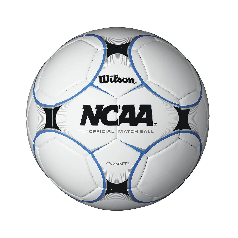 Wilson NCAA Avanti Campeonato Match Balón de fútbol (tamaño 5 ...