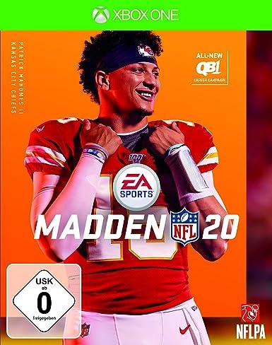 Madden NFL 20 - Standard Edition - Xbox One [Importación alemana ...