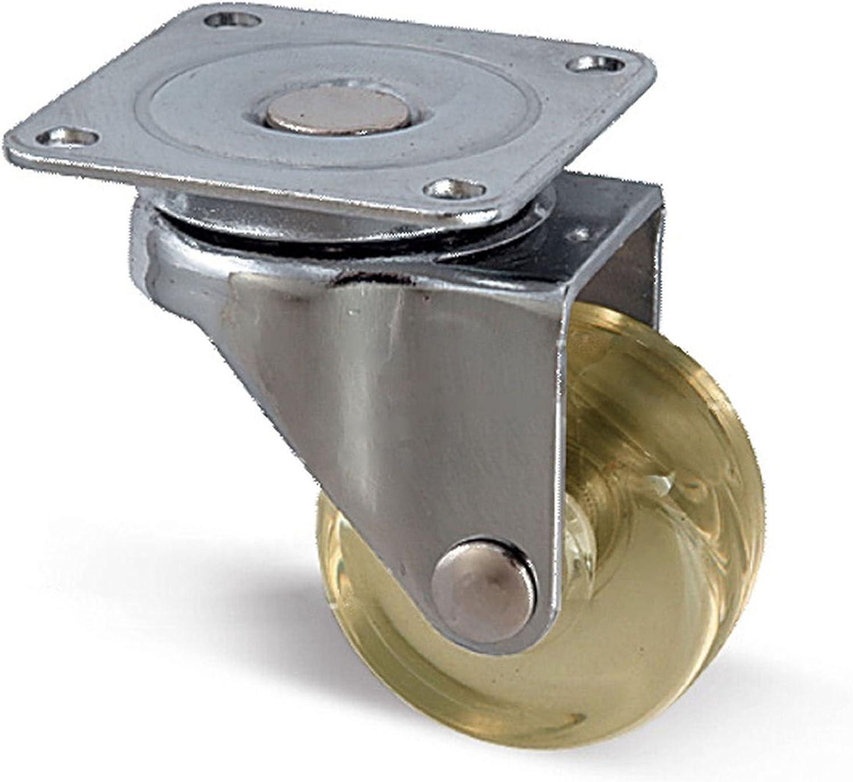 M/öbelrolle braun /Ø 35 mm ohne Bremse