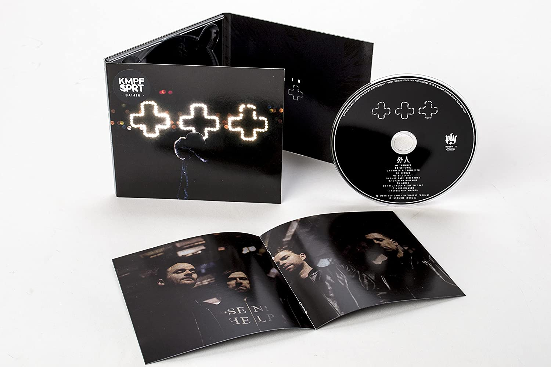Gaijin (Special Edition CD Digipak) - Kmpfsprt: Amazon.de: Musik