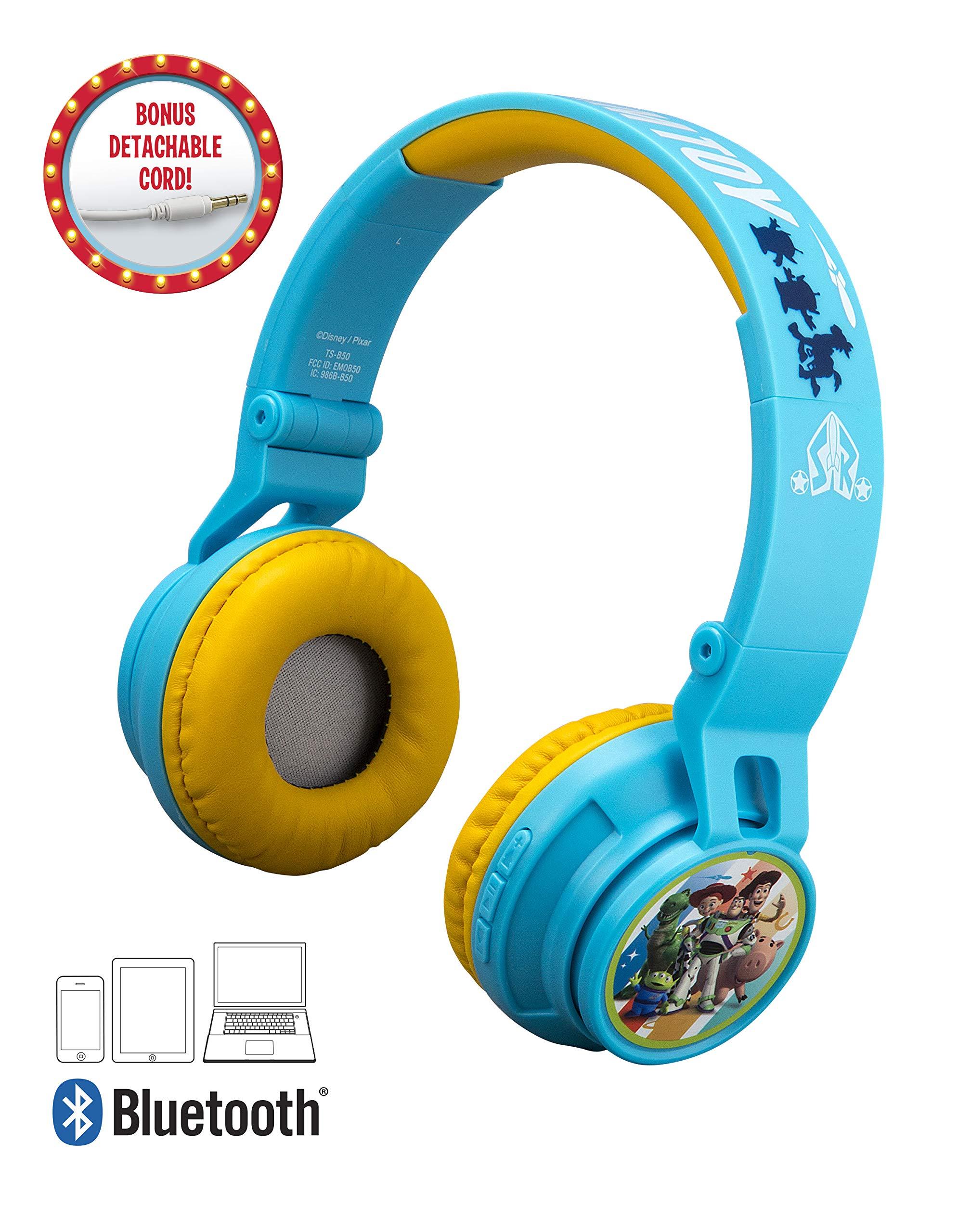 Auriculares Niños Inalambrico  Mic Disney Toy Story 4