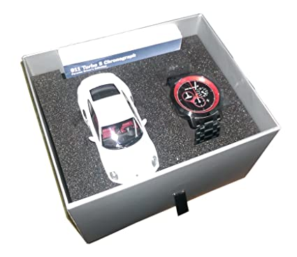Amazon.com: Porsche 911 Turbo S Classic chronograph, set – Ltd. Ed.: Automotive