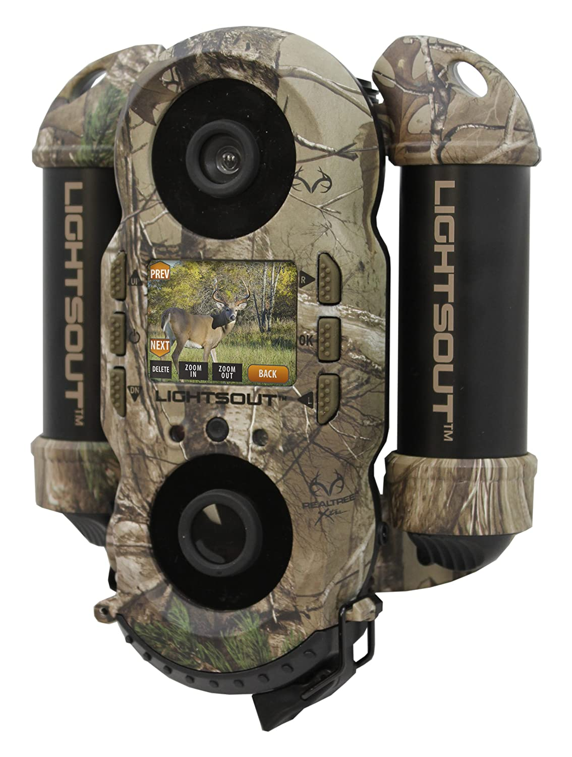 Amazon.com : Wildgame Innovations Crush 10X Lights Out Hunting Trail ...