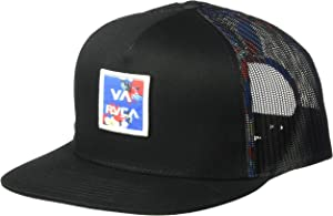 on sale b4876 bcd3a RVCA Men s Va All The Way Mesh Back Trucker Hat