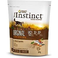 True Instinct Original Adult Sterilized salmón comida para gatos - Pack de 5 x 300 g (Total: 1500 g)