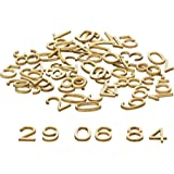 Artemio 14001423 Chiffre Bois Multicolore 9,5 x 1 x 12 cm