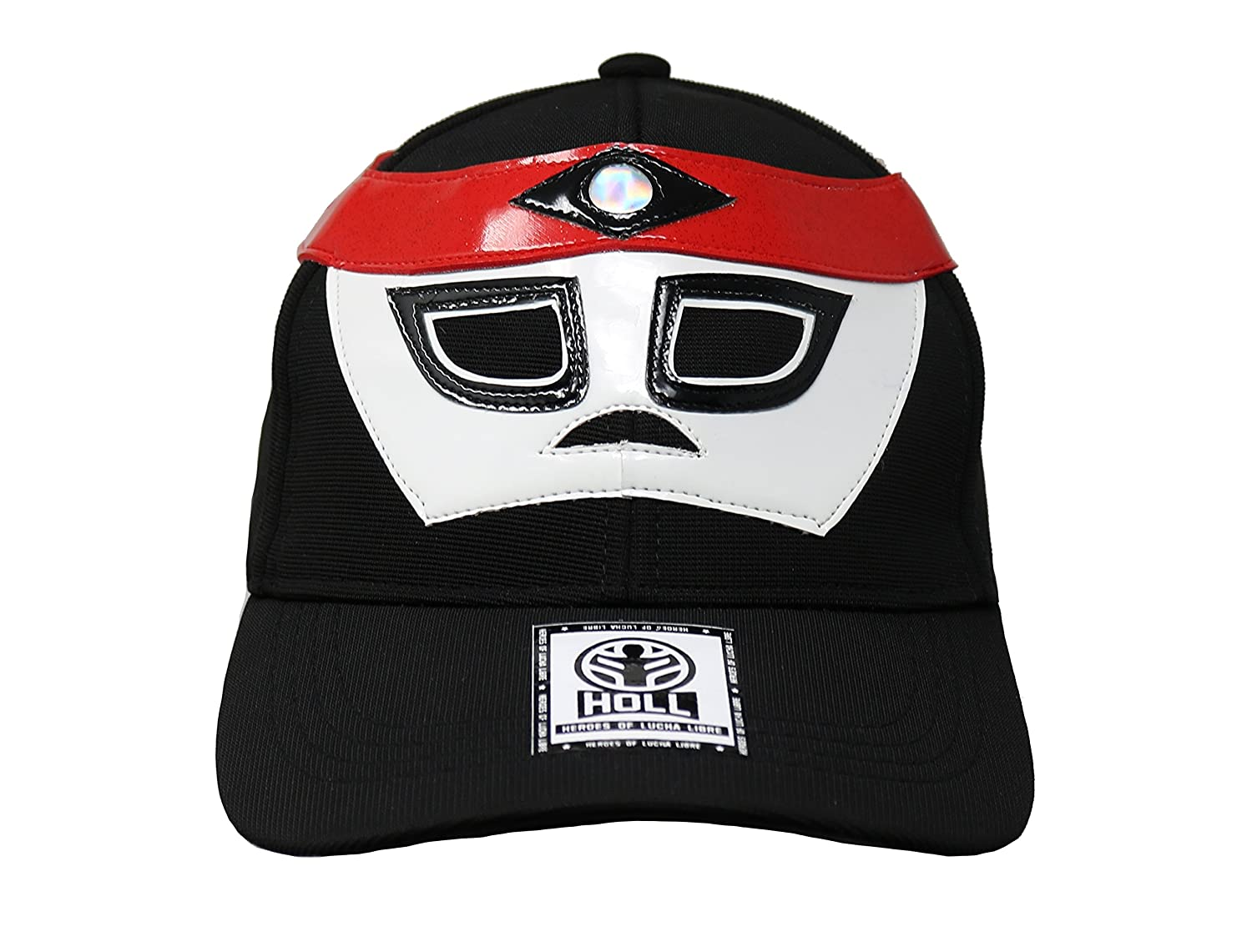 Octagon Lucha Libre Adult Unisex Stretch Fit Hat Wrestling Cap at Amazon Mens Clothing store: