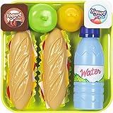 Écoiffier - 7600000955 - Plateau de Sandwich avec accessoires