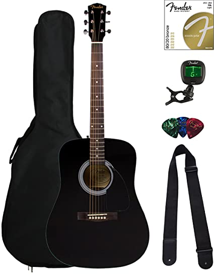 Fender FA 100 Dreadnought Acoustic Guitar