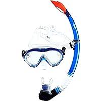 Vertex Çocuk Yüzücü Maske Şnorkel, Çok Renkli, Std