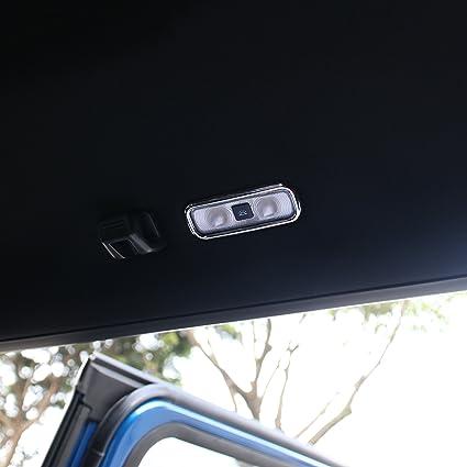 Amazon Com Justautotrim Inner Cup Holder Panel Door Handle Chrome