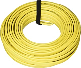 product image for Cerrowire 147-1603BR 50-Feet 12/3 NM-B Solid with Ground Wire, Yellow