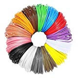 Anpro 3D Pen Filament Refills, 14 Colors, 20 Foot Lengths, 3D Printer ABS Filament 1.75mm, 280 Linear Feet 3D Printing Filament