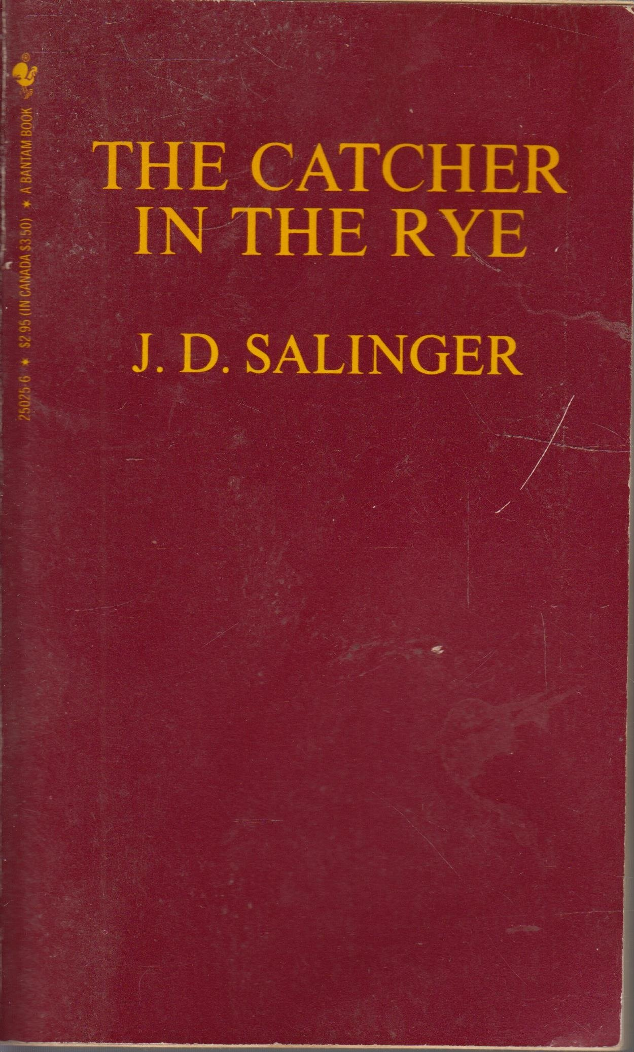The Catcher in the Rye, Salinger, J.D.