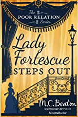 Lady Fortescue Steps Out (The Poor Relation Series Book 1) Kindle Edition