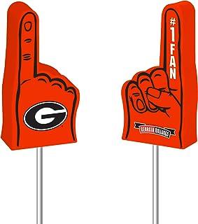 NCAA Georgia Bulldogs Foam Finger Antenna Topper