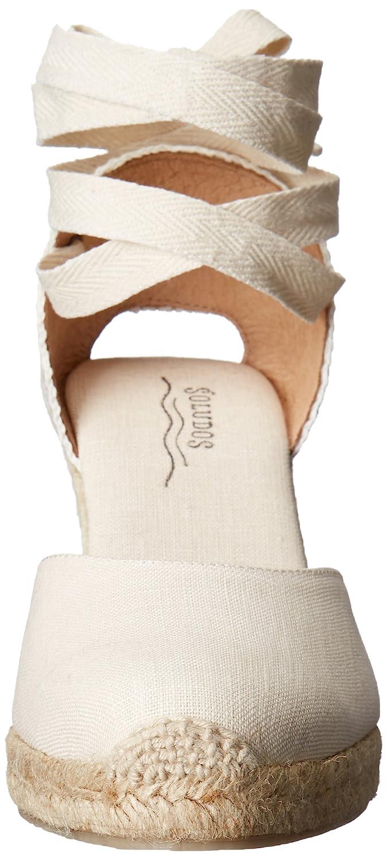 Soludos Women's Tall (90mm) Wedge US|Blush Sandal B016ZQ5EK8 7 B(M) US|Blush Wedge f5c773