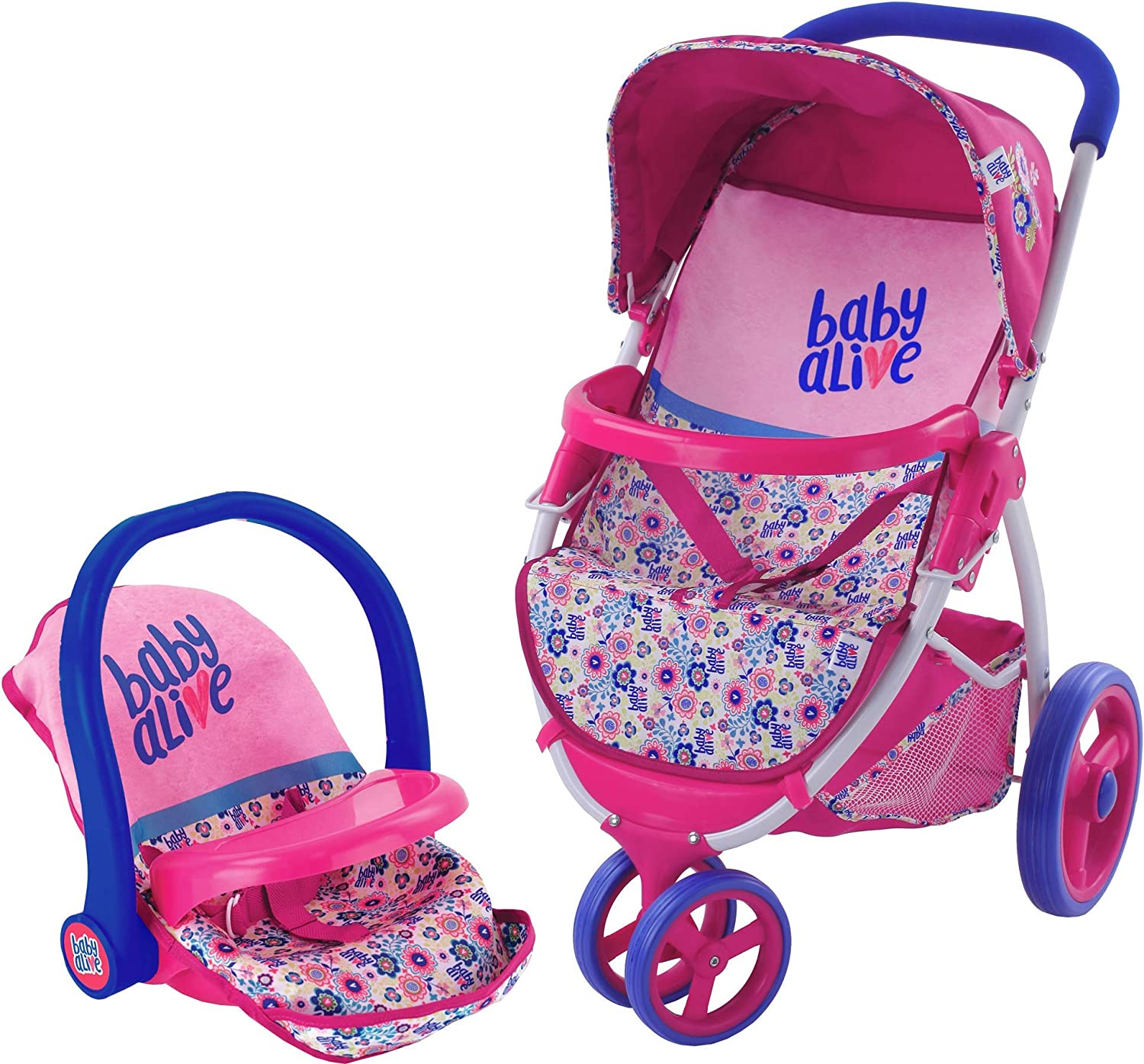 Baby Alive Doll Travel System