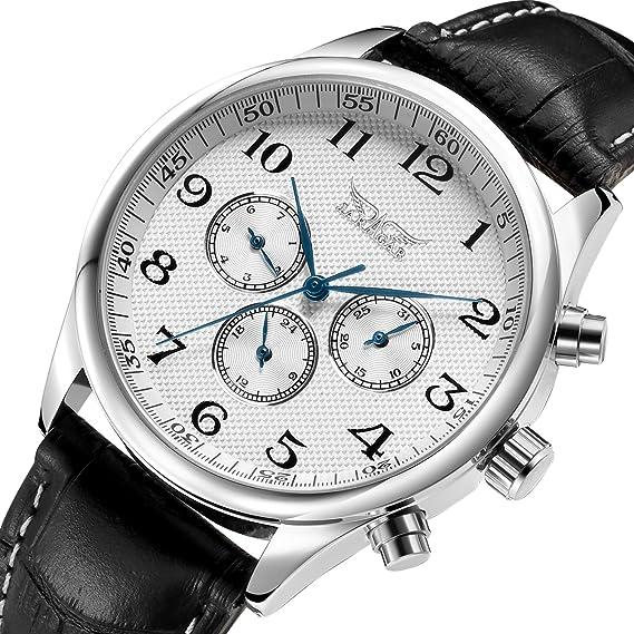 GuTe - Reloj de pulsera para hombre 8e0b474395b8