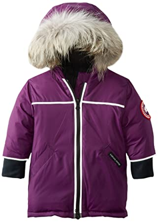 canada goose baby girl jacket