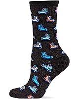 Hot Sox Women's Sneaker Socks