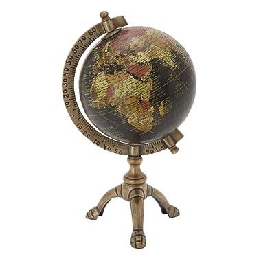 Deco 79 24492 Metal PVC Globe