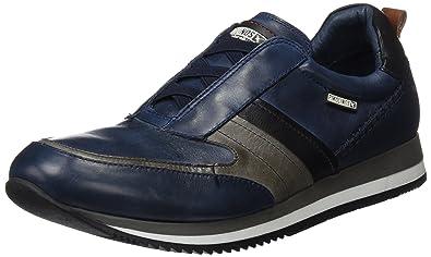 Pikolinos Nerja W4m_i17, Sneakers Basses Homme, Noir (Black), 41 EU