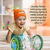 Splashin'kids Infant Toys Beginner Crawl Along Game Ball Drop Maze Tummy Time Activity Center Early Development Jumbo Roller