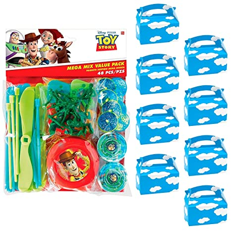 Amazon Com Birthdayexpress Toy Story Party Supplies Filled Favor