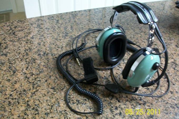568c9ff1a2f Amazon.com  David Clark Headset M-7A Amplified Electret Mic 5 ...