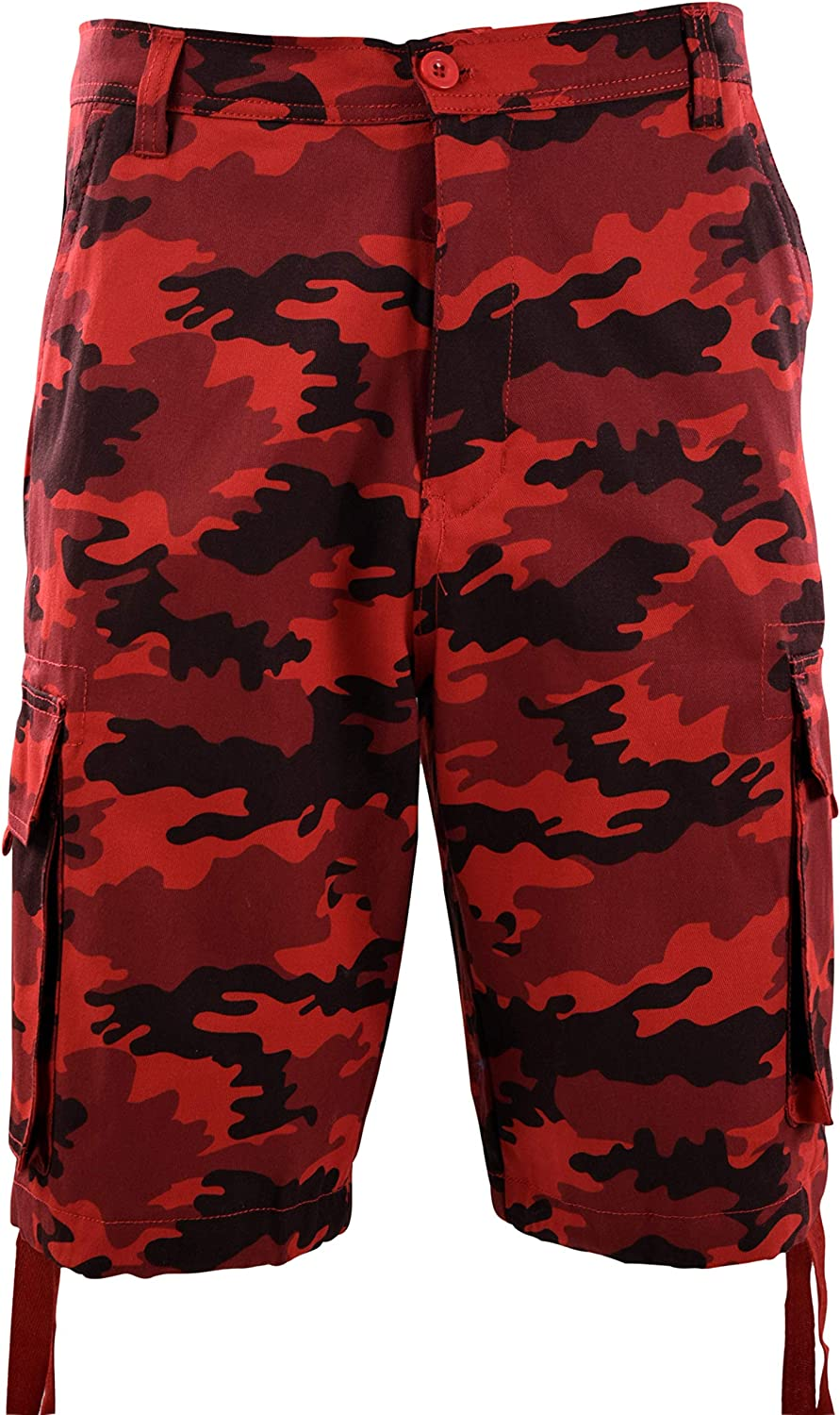 ChoiceApparel Mens Cargo and Non-Cargo Casual Shorts