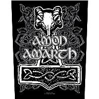 Amon amarth espalda parche – Martillo – Amon amarth Back Patch