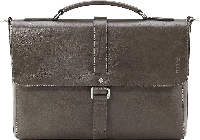 Picard Briefcase L Buddy Cuir 29 x 38 x 8 cm (H/B/T) Unisexe Porte (4731)