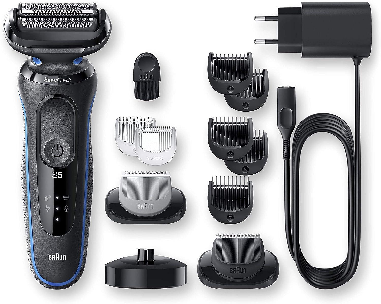Braun Series 5 50-B4650cs Afeitadora Eléctrica, máquina de afeitar ...